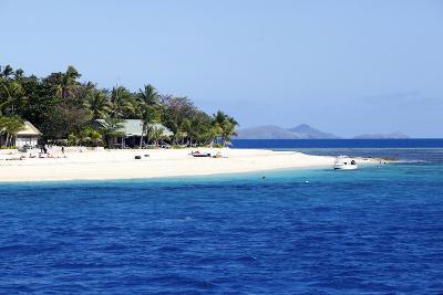 View of Beachcomber Island in Fiji-Jill Schneider-Photographic Print