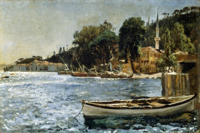 View of Bebek Near Constantinople, 1872-Jan Matejko-Giclee Print