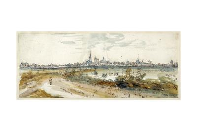 View of Calcar, Late 17th Century--Giclee Print