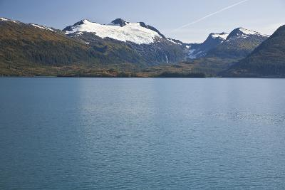 View of Cap Glacier in the Chugach Mountiains-Design Pics Inc-Photographic Print