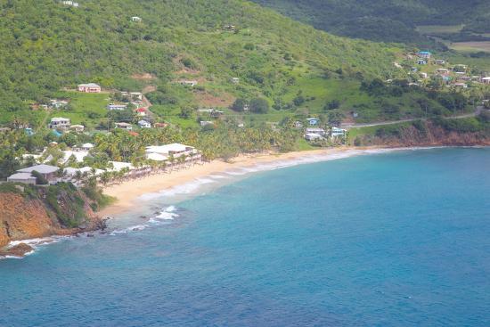 View of Carlisle Bay, Antigua, Leeward Islands, West Indies, Caribbean, Central America-Frank Fell-Photographic Print