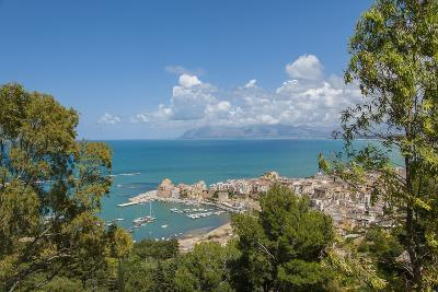 View of Castellammare Del Golfo-Guido Cozzi-Photographic Print