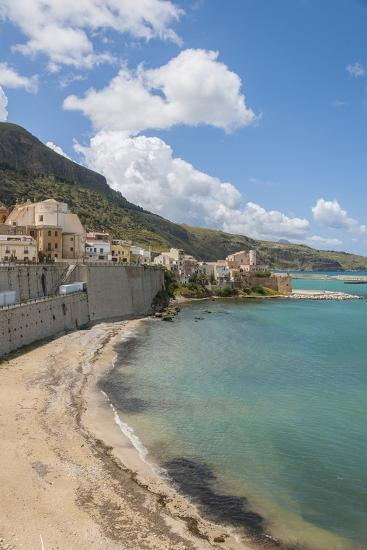 View of Castellammare Del Golfo-Guido Cozzi-Photographic Print
