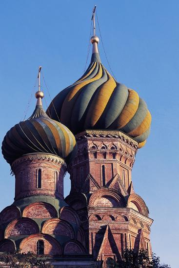 View of Cathedral of Protection of Most Holy Theotokos on Moat--Giclee Print