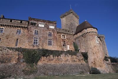 View of Chateau De Castelnau-Bretenoux, Prudhomat, Midi-Pyrenees, France, 11th-17th Century--Giclee Print