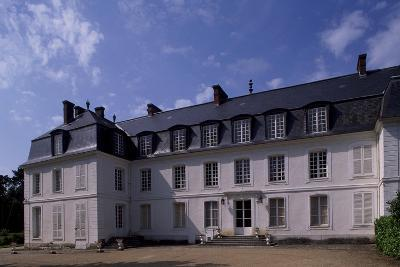 View of Chateau De Mauvieres, Saint-Forget, Ile-De-France, France, 17th-18th Century--Giclee Print