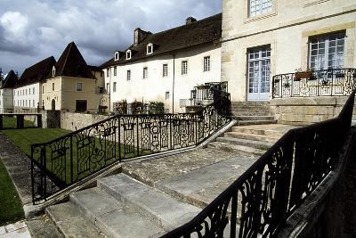 View of Chateau Gilly-Les-Citeaux, Burgundy, France, 16th Century--Giclee Print