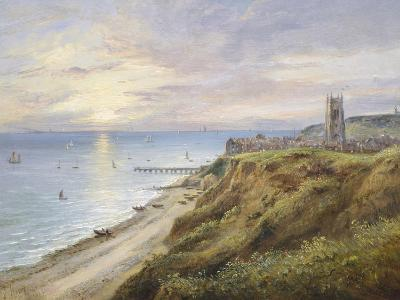 View of Cromer, Norfolk, from the West-John Moore-Giclee Print