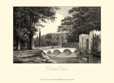 View of Ditton Park-James Hakewill-Art Print