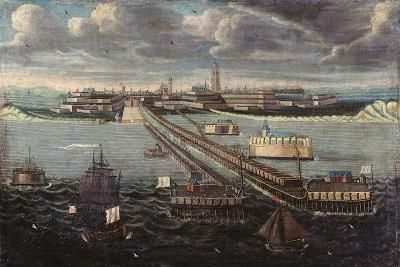 View of Dunkirk--Giclee Print