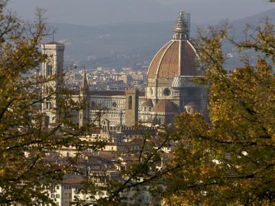 View of Duomo Santa Maria del Fiore, Florence, Italy-Brimberg & Coulson-Photographic Print
