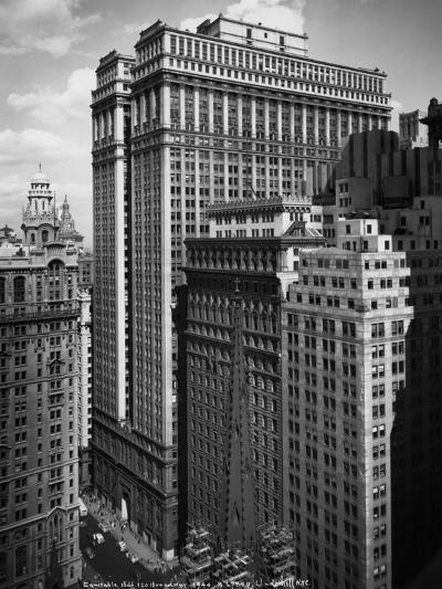 View of Equitable Building--Photographic Print