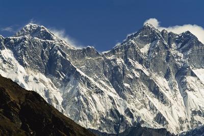 View of Everest-Design Pics Inc-Photographic Print