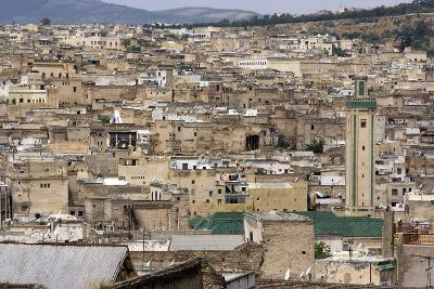 View of Fes, Morocco-Natalie Tepper-Photo