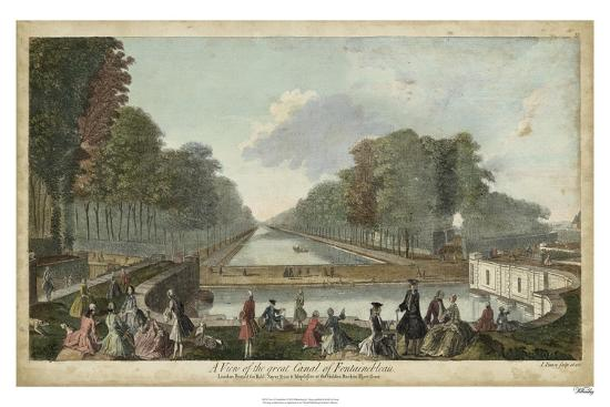 View of Fontainebleau I-I. Tinney-Art Print