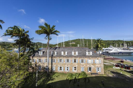 View of Fort James, the Main Historic Building of Antigua-Roberto Moiola-Photographic Print