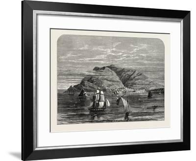 View of Funchal, Madeira--Framed Giclee Print