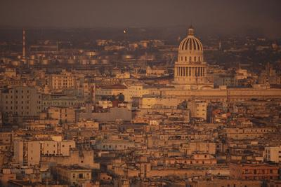 View of Havana Cuba-DLILLC-Photographic Print