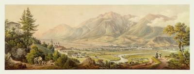 View of Innsbruck- Molitor-Collectable Print
