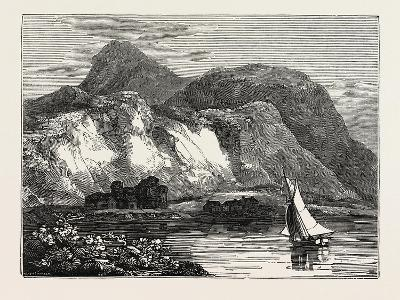 View of Inverlochy Castle and Ben Nevis, Inverness-Shire, Scotland--Giclee Print