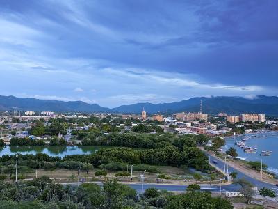 View of Juangriego, Isla De Margarita (Margarita Island), Nueva Esparta, Venezuela, South America-Jane Sweeney-Photographic Print
