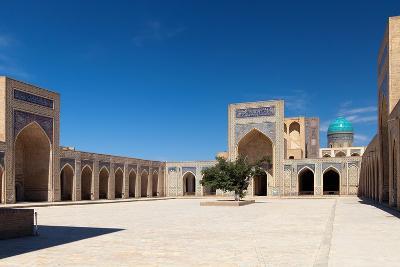 View of Kalon Mosque - Bukhara - Uzbekistan-Daniel Prudek-Photographic Print
