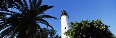 View of Key West Lighthouse, Key West, Florida, USA--Photographic Print