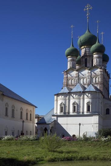 View of Kremlin, Rostov, Russia--Giclee Print