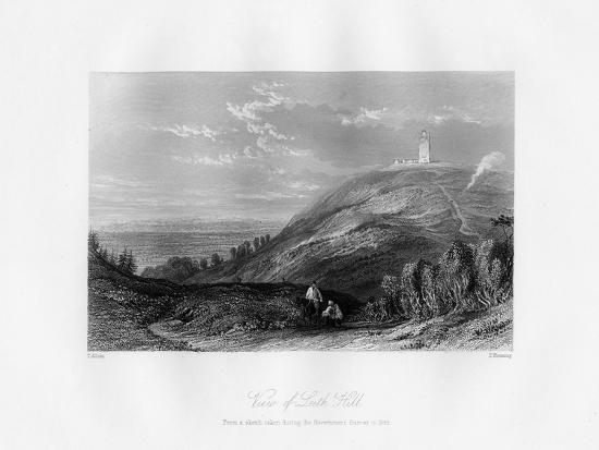 View of Leith Hill, C1844-T Fleming-Premium Giclee Print