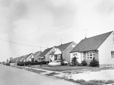 View of Levittown, New York--Photographic Print