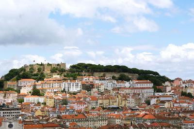 View of Lisbon, Portugal--Photographic Print
