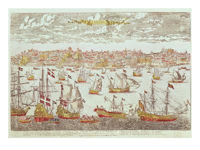 View of Lisbon--Giclee Print