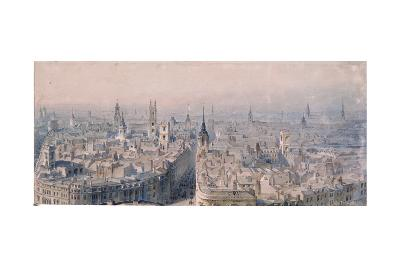 View of London--Giclee Print