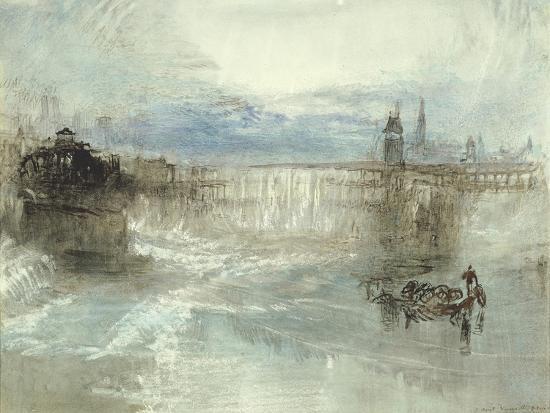 View of Lucerne, 1840-41-J^ M^ W^ Turner-Giclee Print
