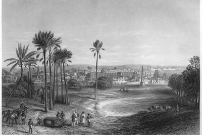 View of Madras, India, C1860