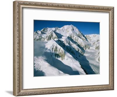 View of Majestic Denali-Bill Hatcher-Framed Photographic Print