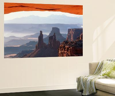 View of Mesa Arch at Sunrise, Canyonlands National Park, Utah, USA-Scott T^ Smith-Giant Art Print