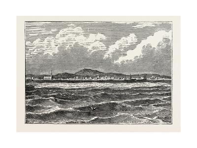View of Mocha, Arabia. Mocha, Yemen, Red Sea Port and Source of Mocha Coffee--Giclee Print