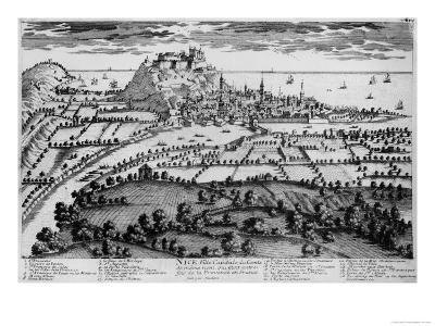 View of Nice--Giclee Print