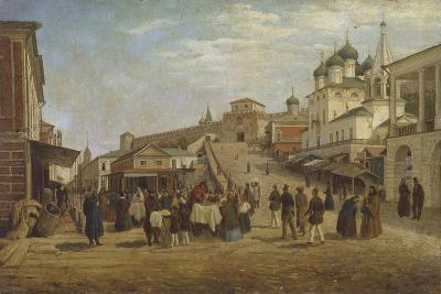 View of Nizhny Novgorod, 1867-Pyotr Petrovich Vereshchagin-Giclee Print