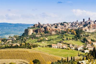 View of Orvieto, Umbria, Italy-Nico Tondini-Photographic Print