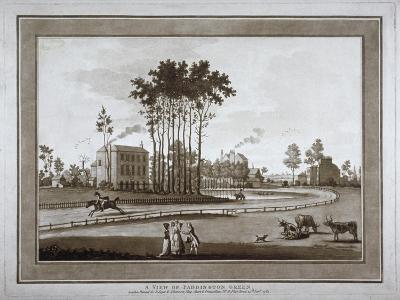 View of Paddington Green, London, 1783--Giclee Print