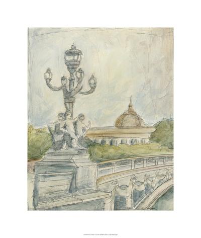 View of Paris IV-Ethan Harper-Limited Edition