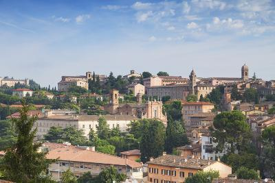 View of Perugia, Umbria, Italy-Ian Trower-Photographic Print