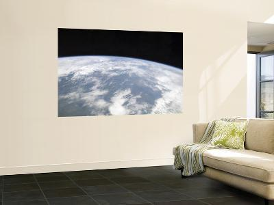 View of Planet Earth from Space--Wall Mural