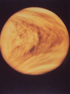 View of Planet Venus Taken from Pioneer Venus Orbiter