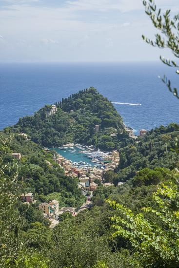View of Portofino-Guido Cozzi-Photographic Print