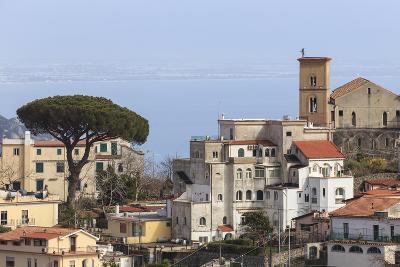 View of Ravello, from Scala, Costiera Amalfitana (Amalfi Coast), Campania, Italy-Eleanor Scriven-Photographic Print