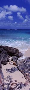 View of Rocks on the Beach, Island Harbour, Anguilla