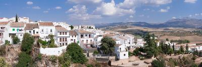 View of Ronda, Malaga Province, Andalusia, Spain--Photographic Print